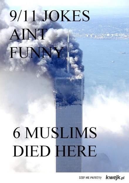 9/11 joke