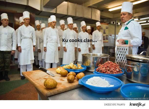 ku cooks clan