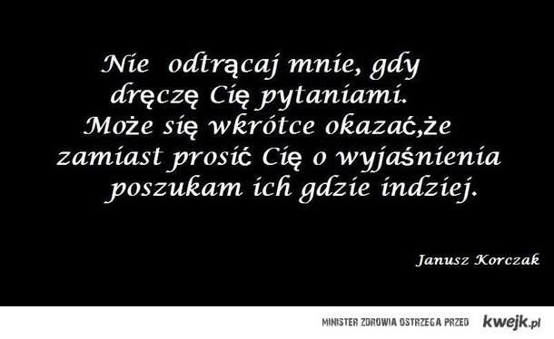 Nie oddtrącaj mnie ! Rok Janusza Korczaka