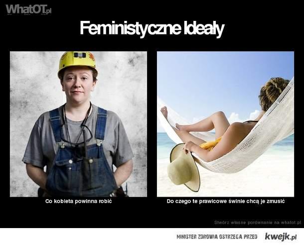 Feministyczne Ideały