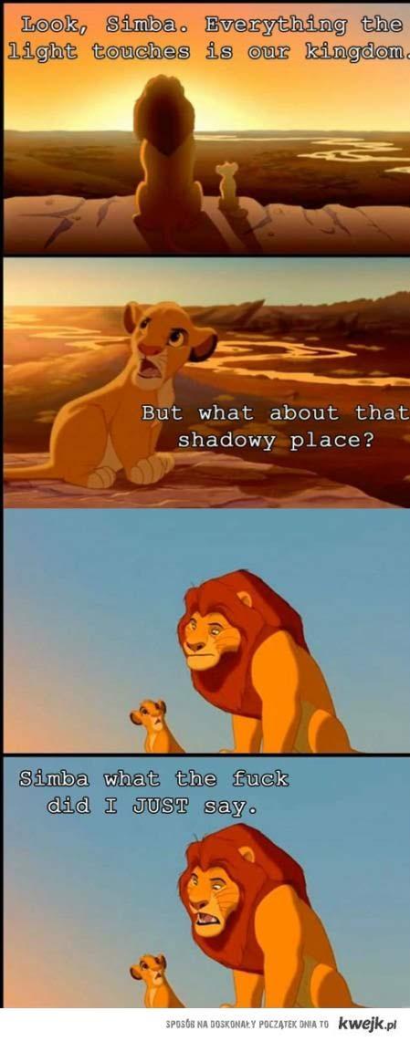 król lew :D
