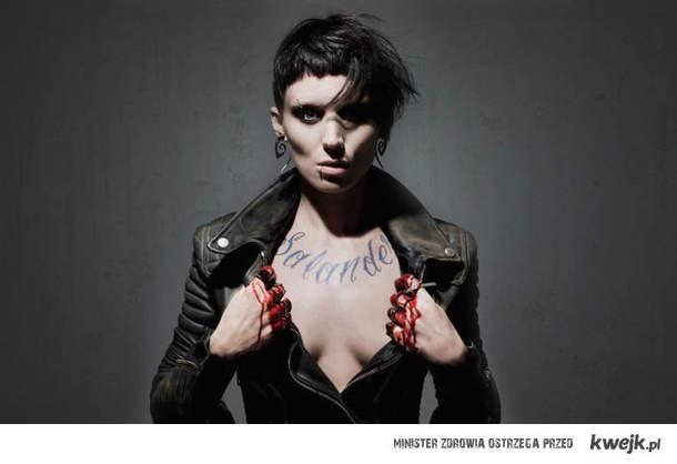 dziewczyna z tatuażem ♥
