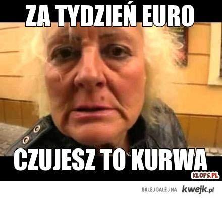 Za tydzień Euro...