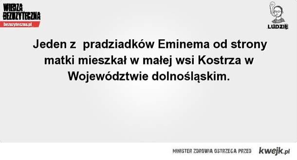 Pradziadek Eminema