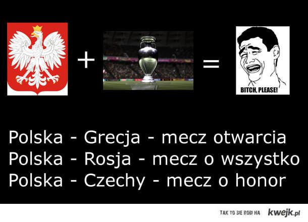 Polska reprezentacja na EURO 2012