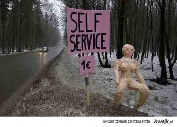 Samoobsługa