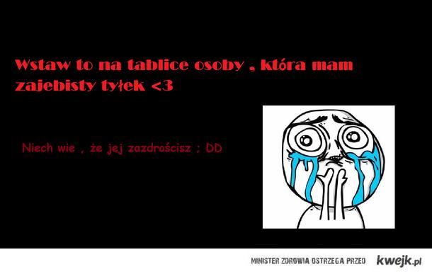 Tyłeczek ; D