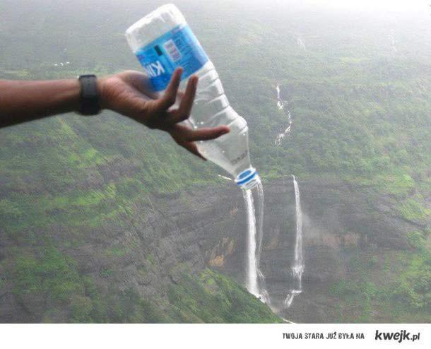 woda z nieba