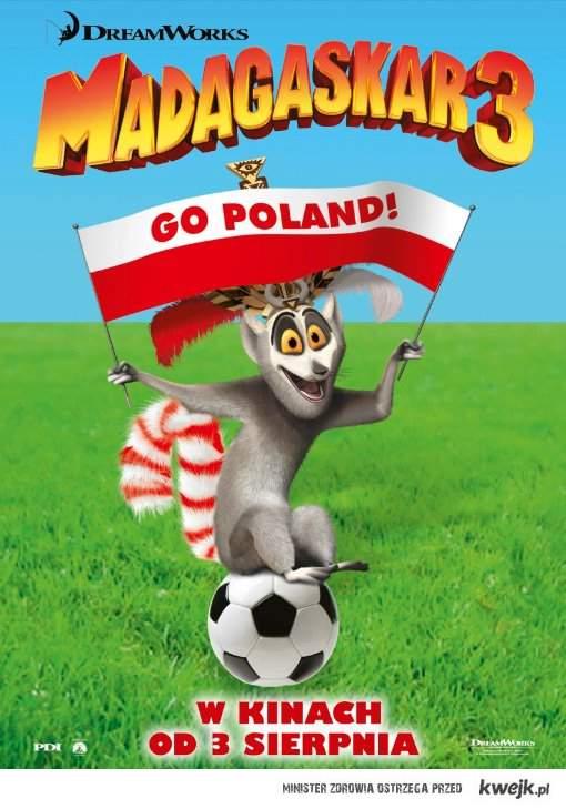 Król Julian - Go Poland w kinach