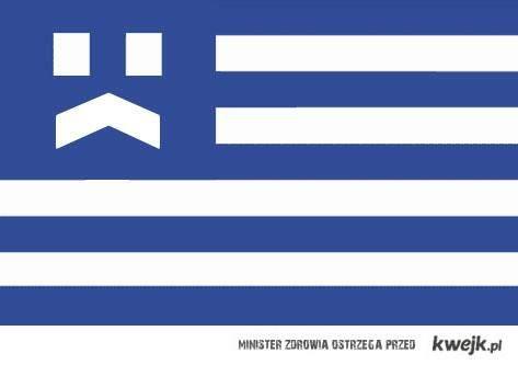 nowa flaga grecji