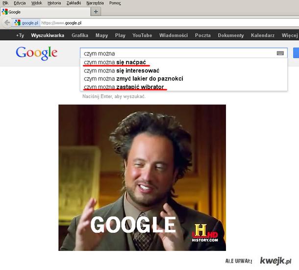 Wujek google wie lepiej XD
