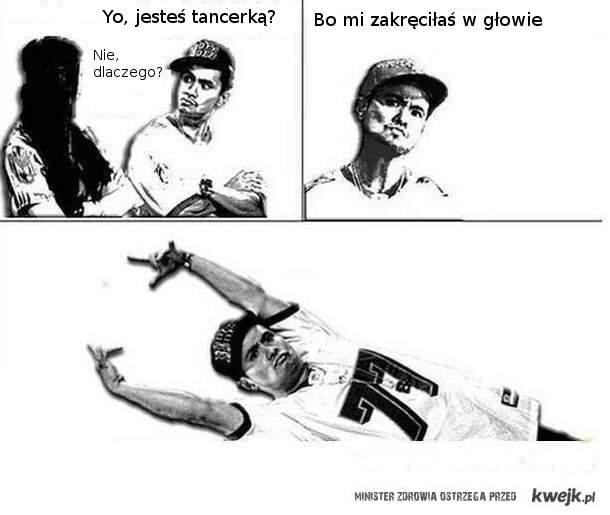 Tancerka
