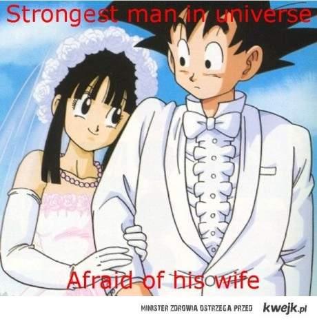 trzeba bać się żony