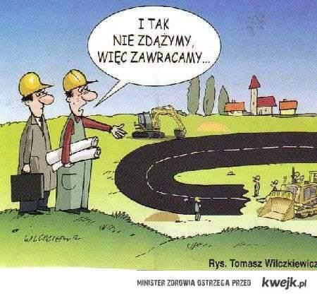 Autostrady na Euro
