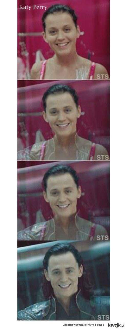 Loki i Katy Perry