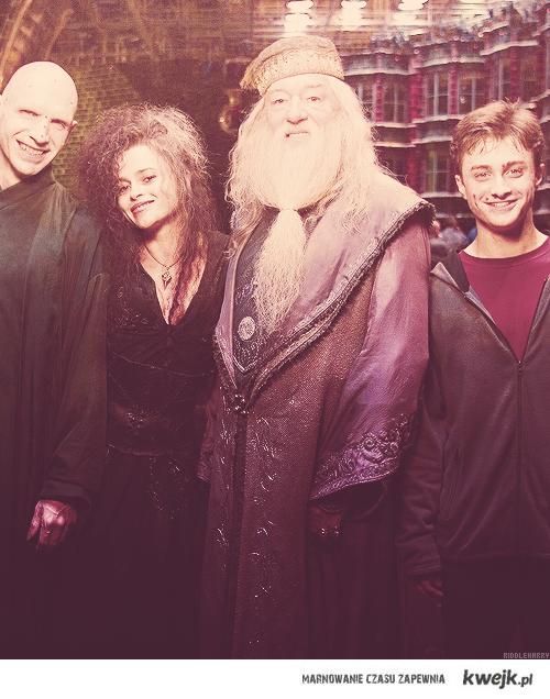 Harry i przyjaciele