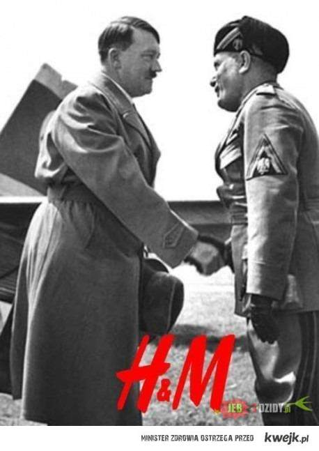 H&M :)