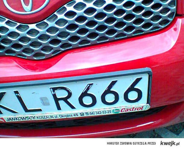 Satanistyczny samochód
