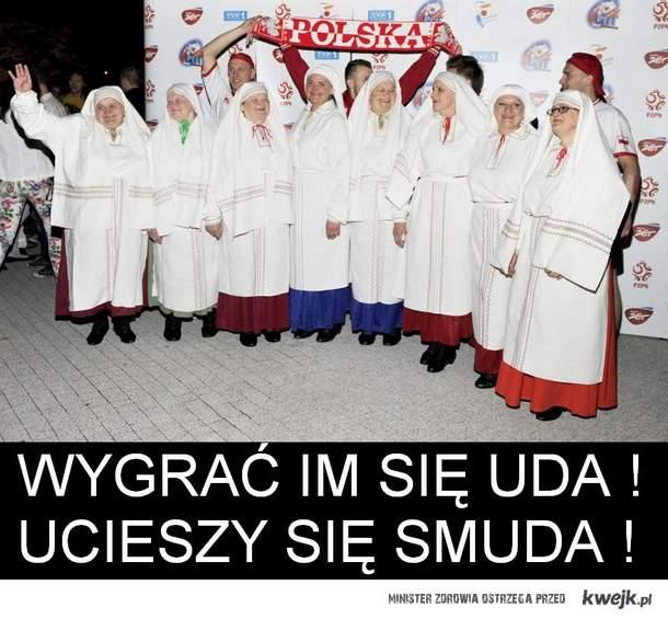 UDA SIĘ !