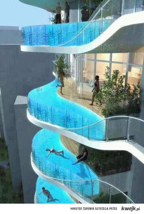 chcę takie balkony