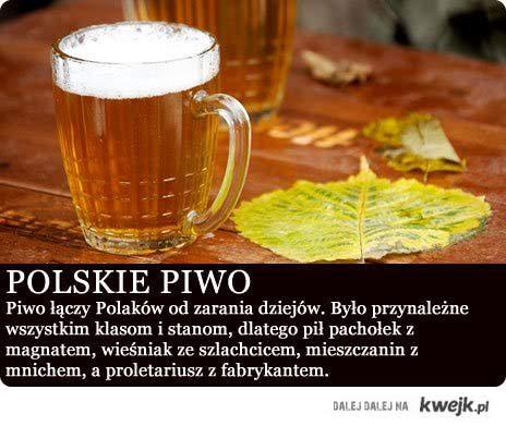 Piwo laczy