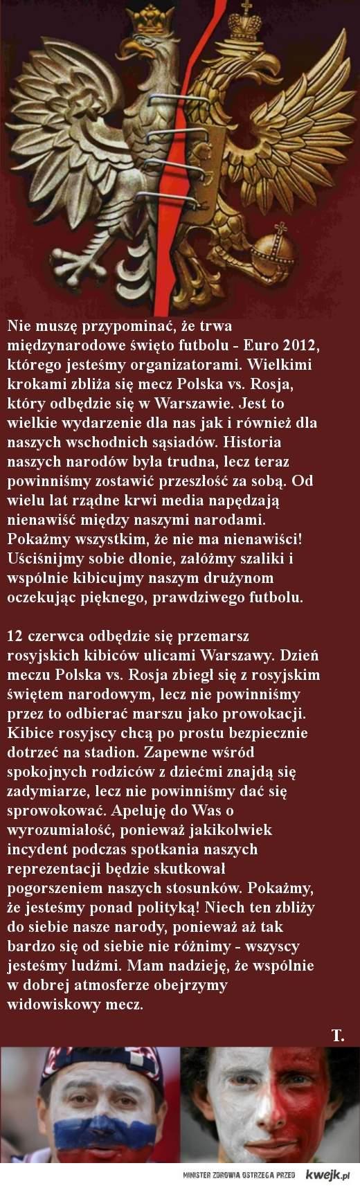 12 czerwca - Polska i Rosja