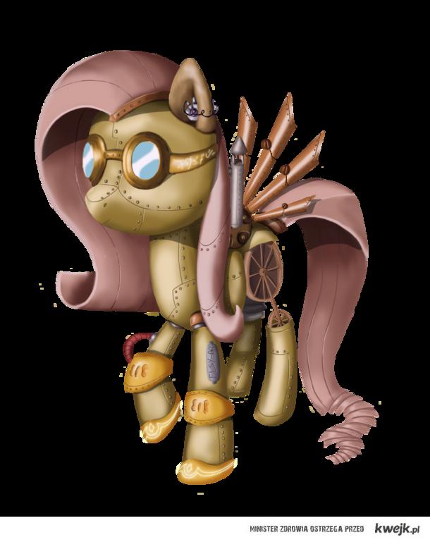 Steampunk Fluttershy