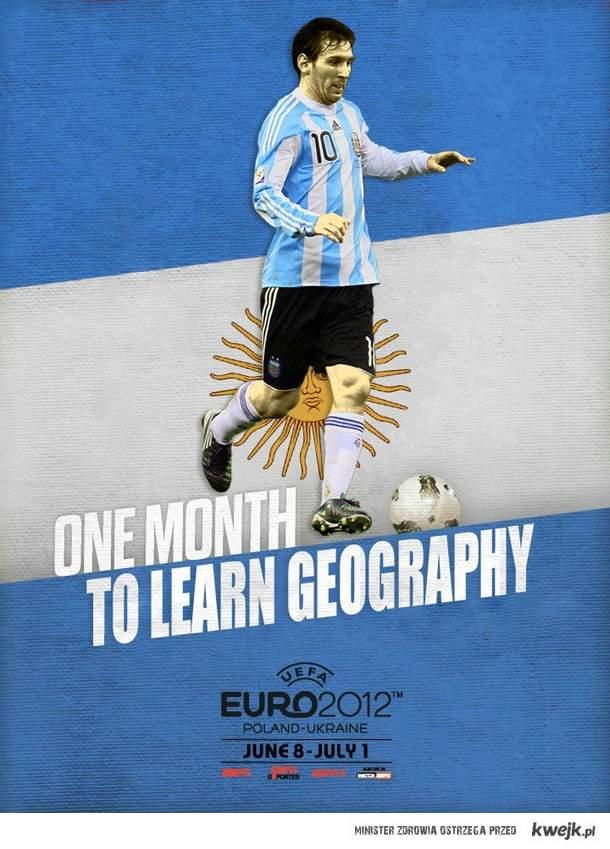 Nie, Messi nie jest Hiszpanem..