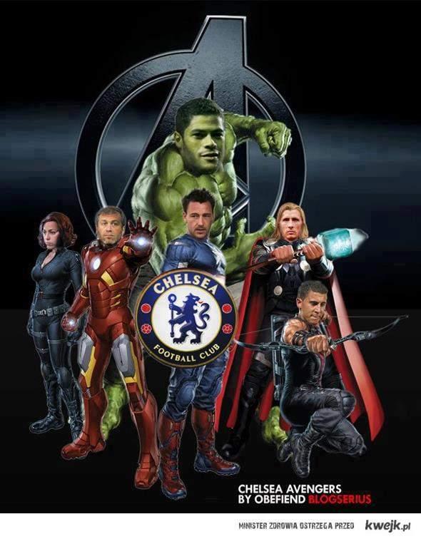 Chelsea Avengers