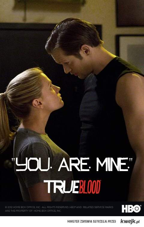 YOU. ARE. MINE