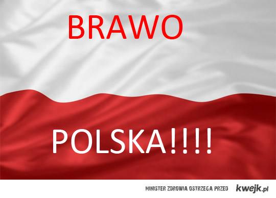 Brawo Polska