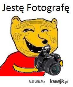 Jestę fotografę