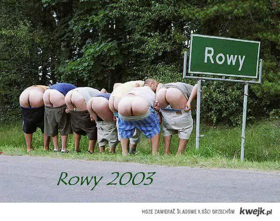 Buahahaha :D Rowy !