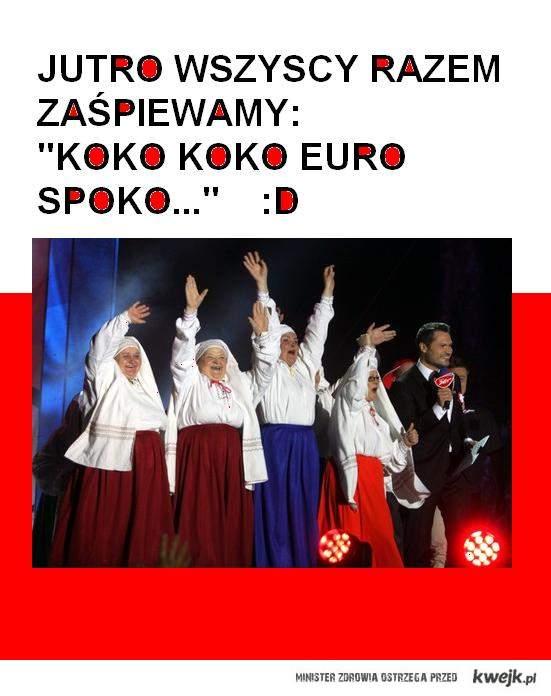 CAŁA POLSKA JUTRO !!!