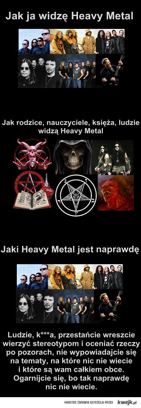 krótko o heavy metalu