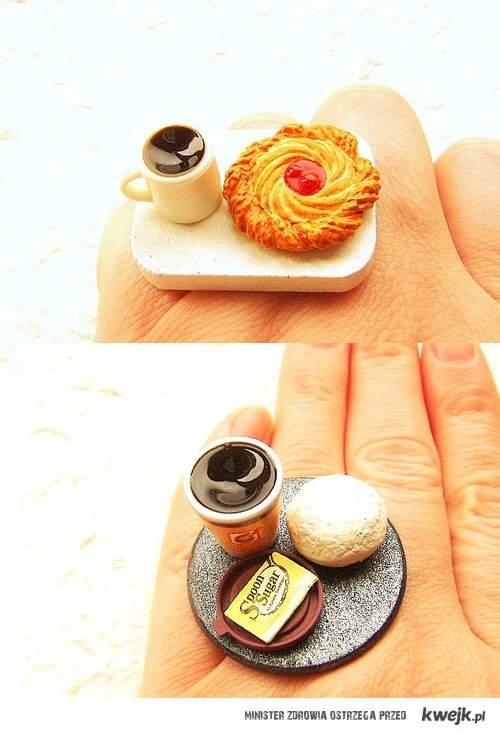 pierścionki <3