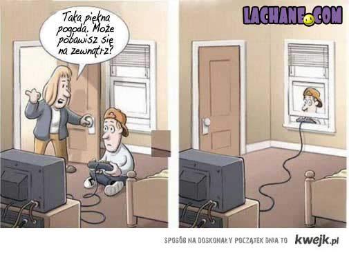 Życie gracza