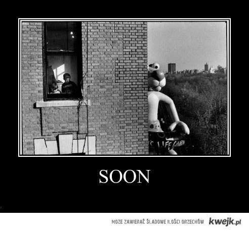 Już wkrótce