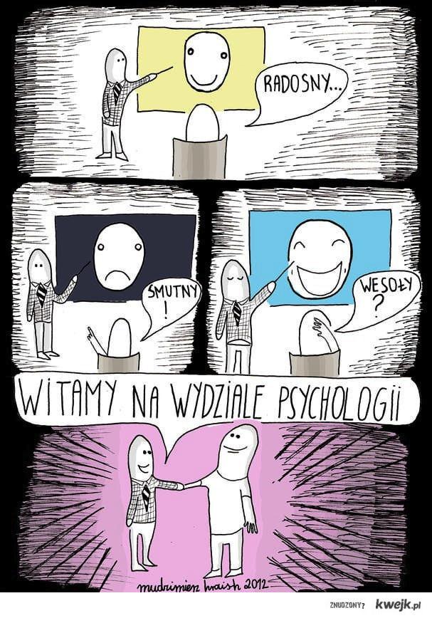 Wydzial psychologii