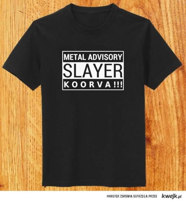 Kto zna Slayera, ten powinien wiedzieć, o co chodzi:)