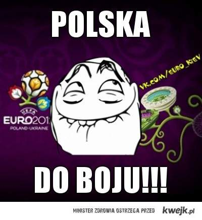 Polska do boju!!!