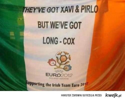 Irlandczycy ;)