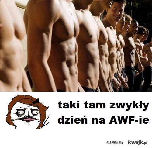 za co kochamy AWF