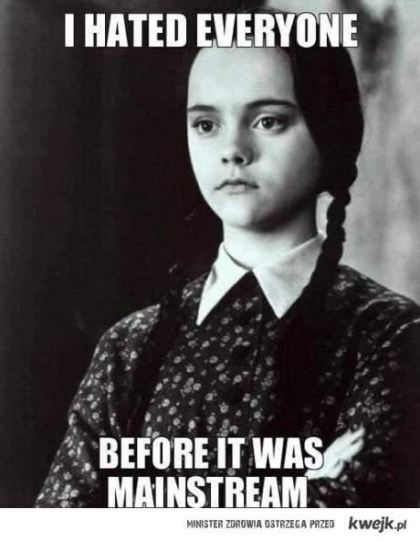 I Hated