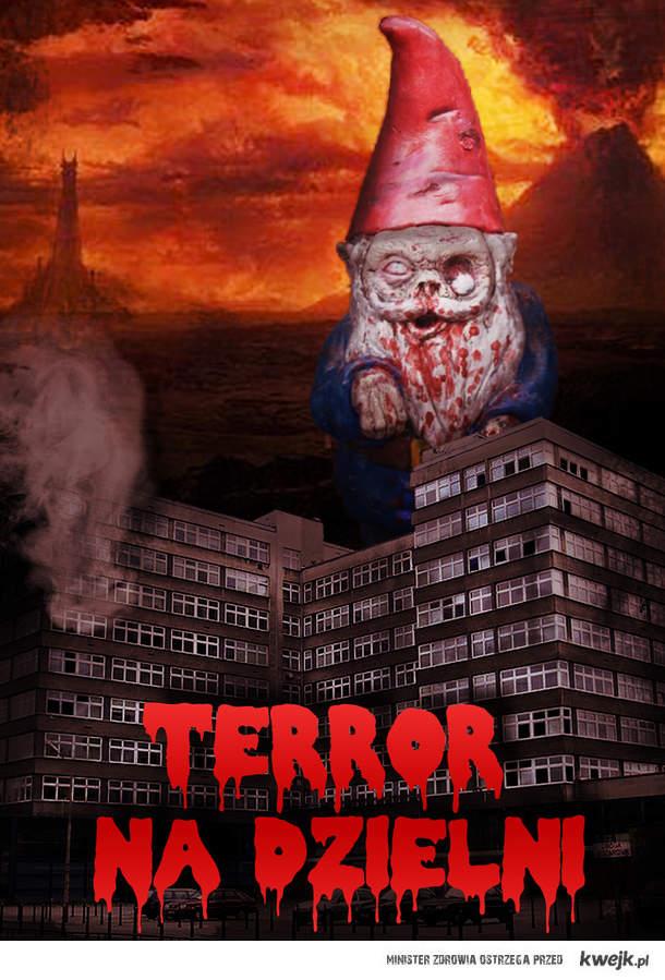 Krasnal - terror na dzielni