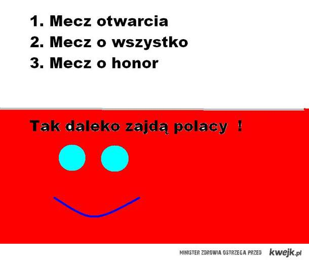 Na tym polega gra Polaków