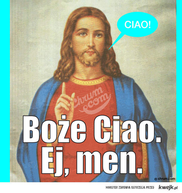Boże Ciao
