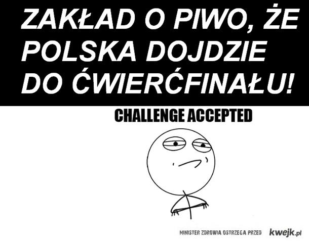 Polska w ćwierćfinale!!!