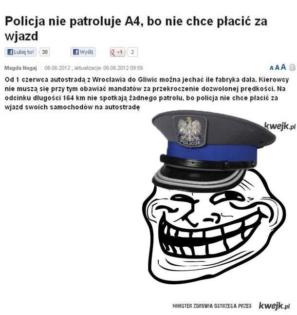 Policyjne Trololololooo