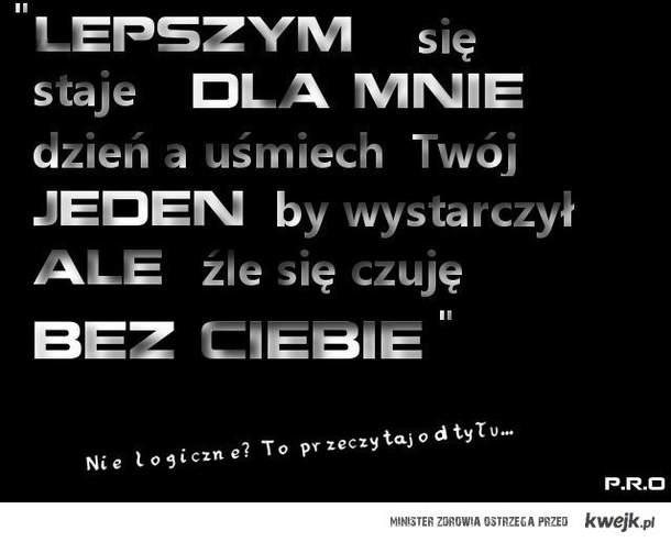 Logiczne :)
